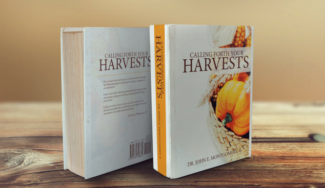 Now Available: Calling Forth your Harvest